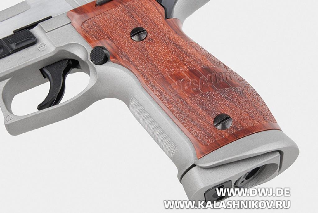 Газобаллонный пистолет Sig Sauer Р226. Магазин