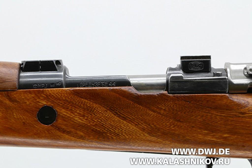 Винтовка Zastava M 48B. Маркировка