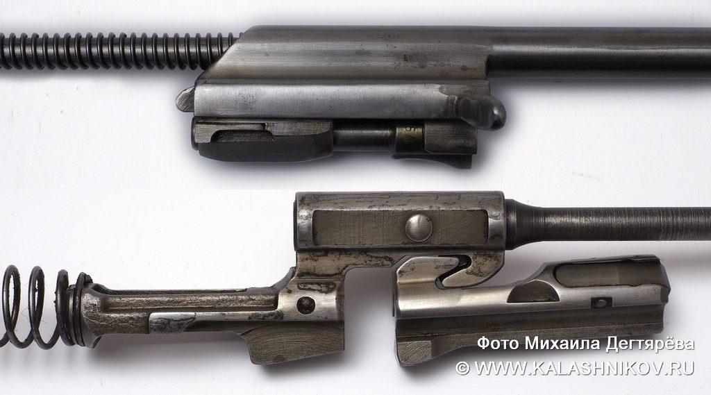 АК-47, mp 43, stg 44