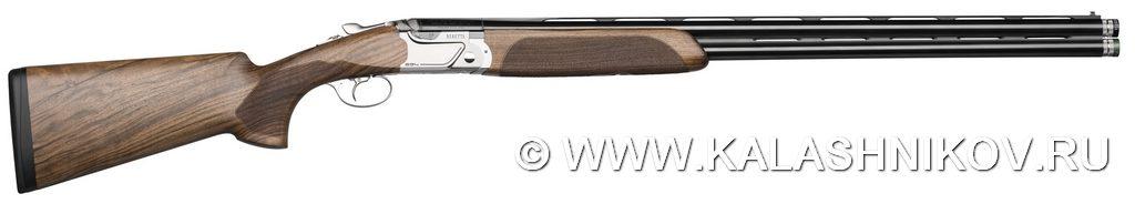 вертикалка, ружьё, Beretta 694