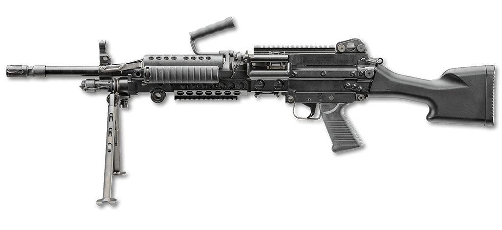 Пулемёт, MK48Mod 1, 7,62х51