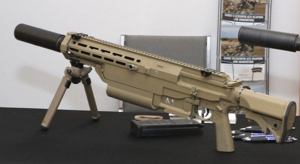 NGSW-R, NGSW-Rifle