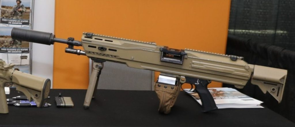 NGSW-AR, NGSW-Automatic Rifle, Textron