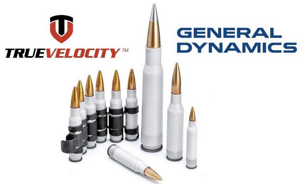 True Velocity, ammo, NGSW