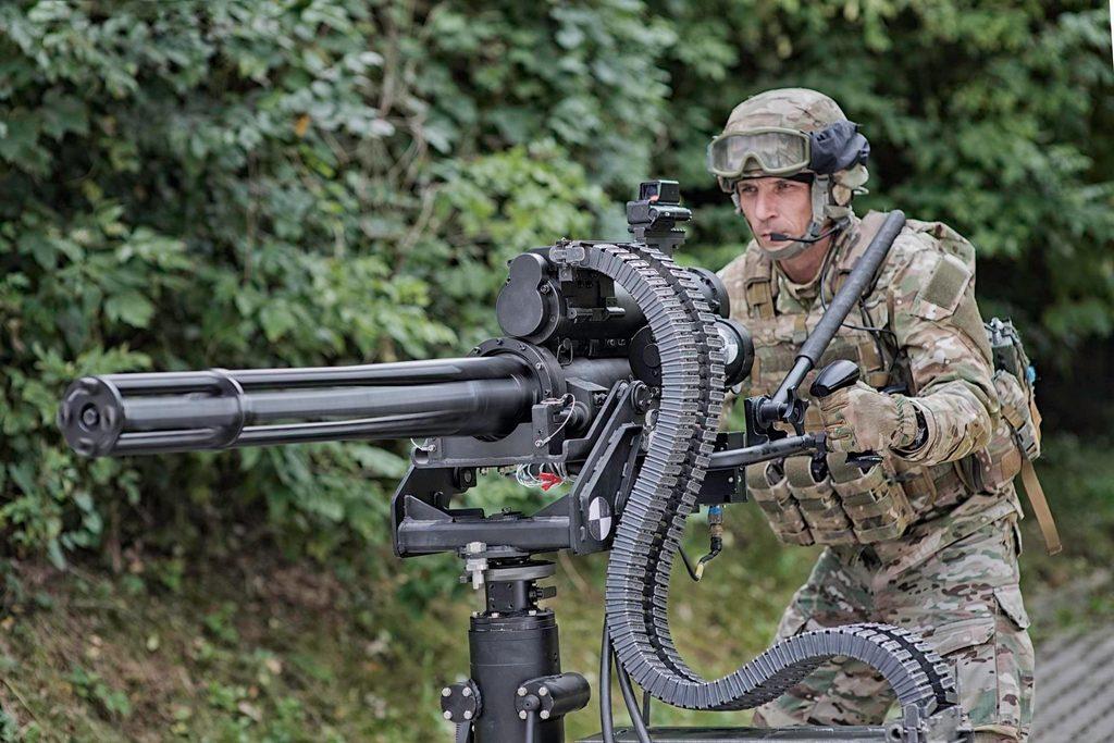 WLKM, ZMT, крупнокалиберный пулемёт