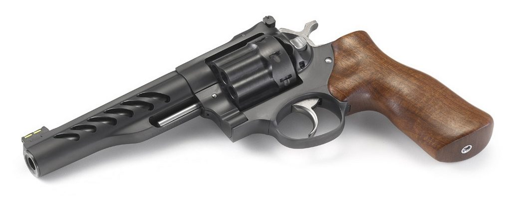 Ruger Custom Shop Super GP100, .357 Magnum, револьвер