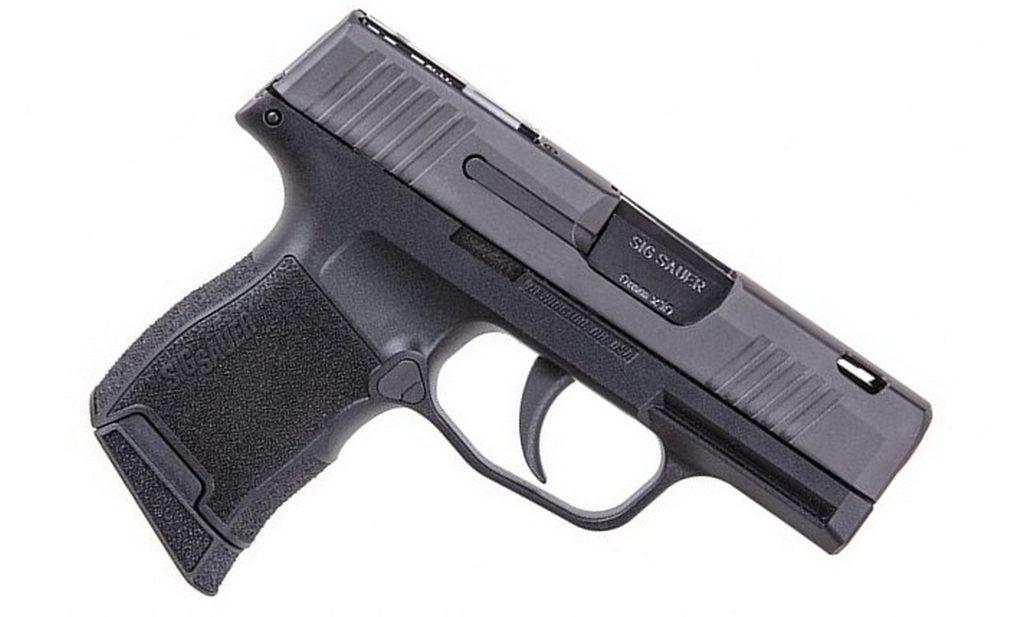 SIG P365SAS, пистолет