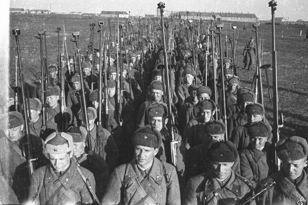 противотанковое ружьё, ПТРД, ПТРС