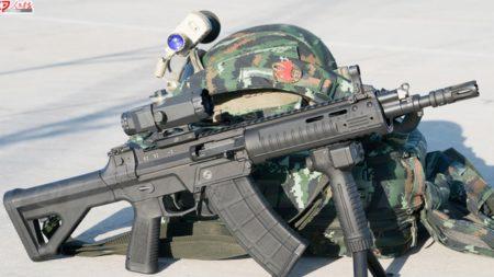 QBZ-191, буллпап, китайское оружие, штурмовая винтовка