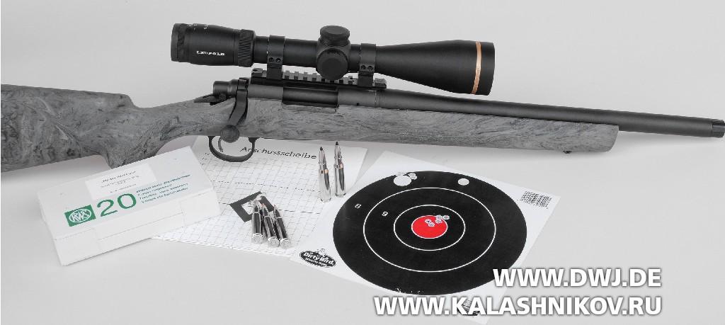 Винтовка Blaser R8 с коротким стволом (short barrel)