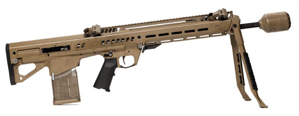 General Dynamics, RM277, NGSW-AR, сошка, ручной пулемёт, прототип