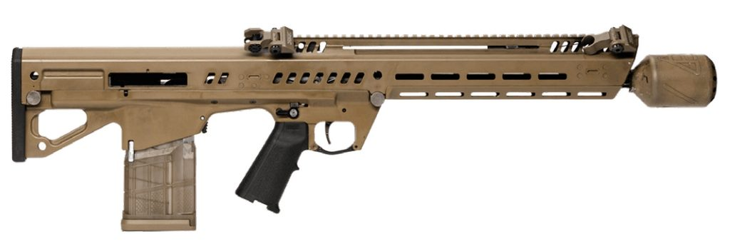 General Dynamics, RM277, NGSW-R, штурмовая винтовка
