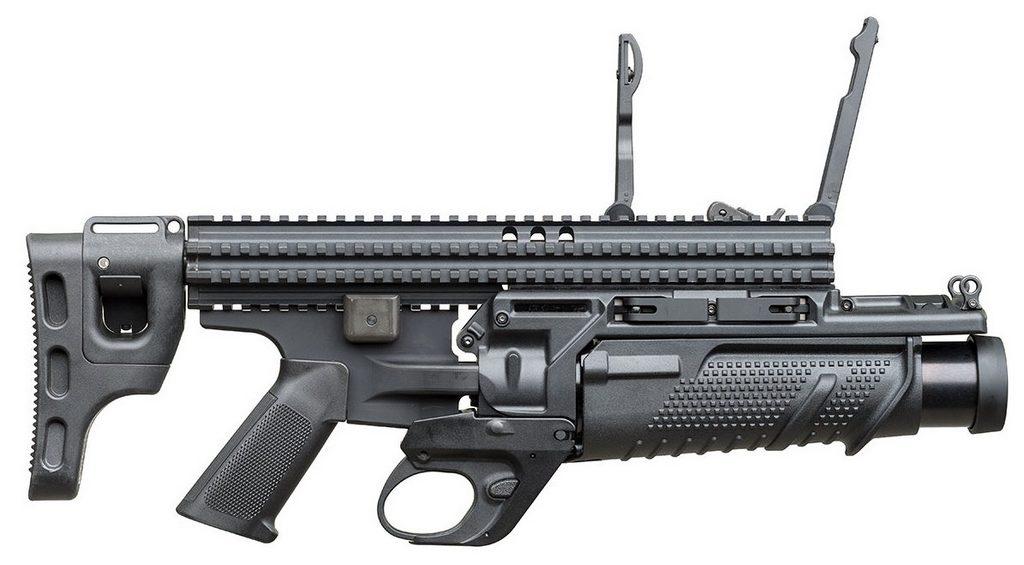 FN40GL Mk2, гранатомёт
