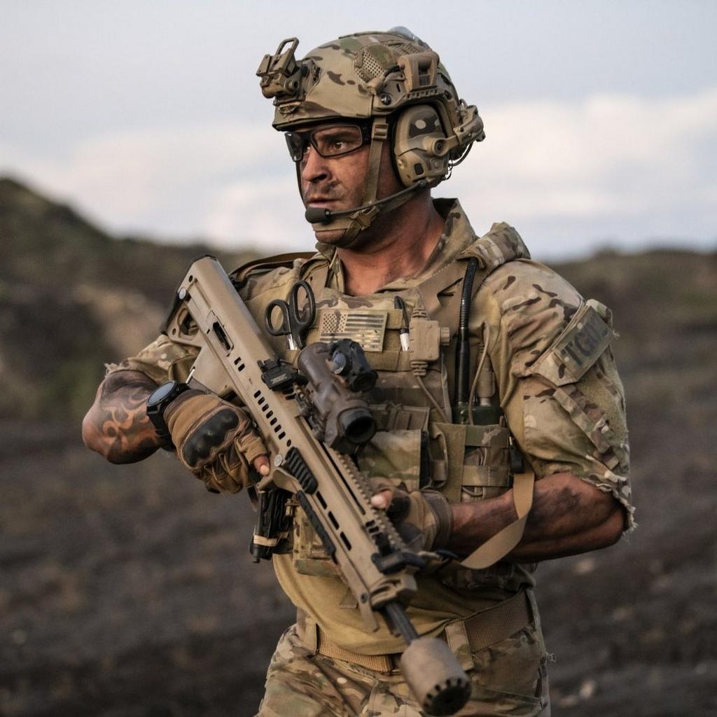 General Dynamics, NGSW-AR, солдат, оптика