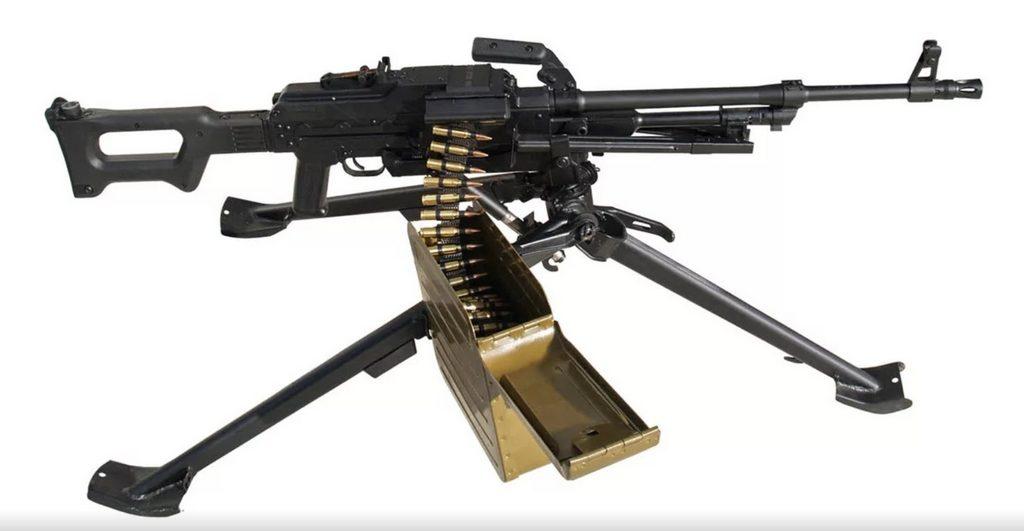 MG-М2, Arsenal