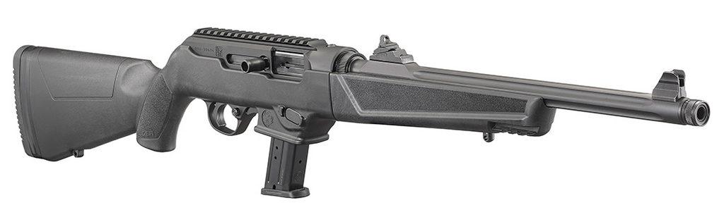 Ruger PCCarbine с пластиковой ложей