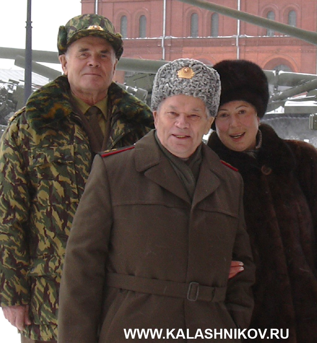 Михаил Тимофеевич Калашников. Фото 9