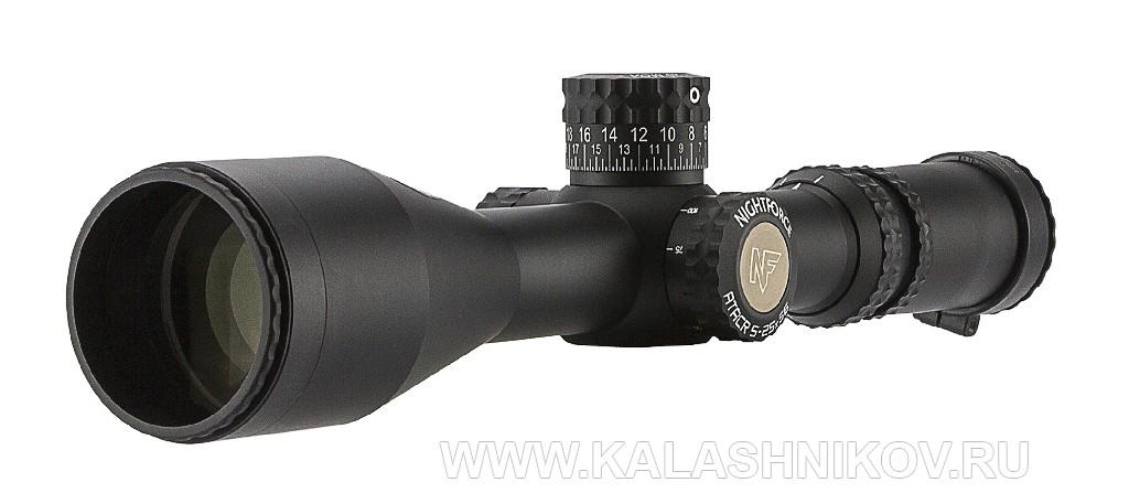Оптический прицел Nightforce ATACR 5–25x56