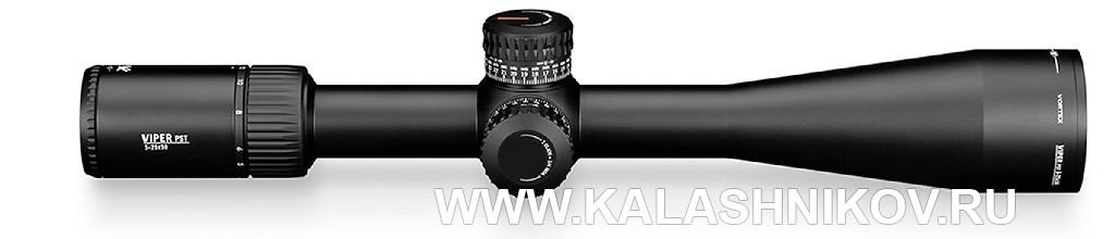 Оптический прицел Vortex PST 5—25×50
