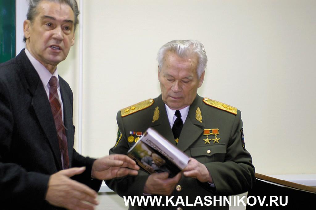 Михаил Тимофеевич Калашников. Фото 5