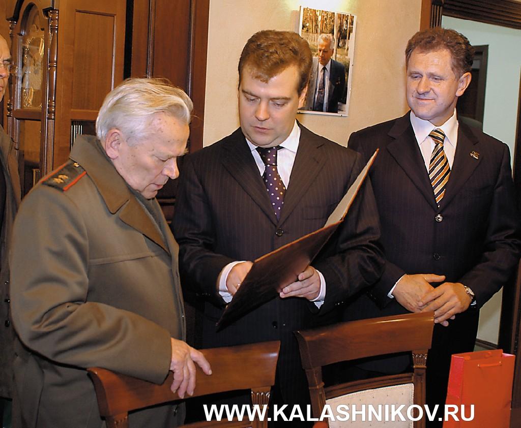 Михаил Тимофеевич Калашников. Фото 8