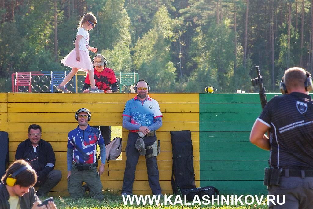 Кубок Санкт-Петербурга попрактической стрельбе изнарезного карабина 2019. Фото 6