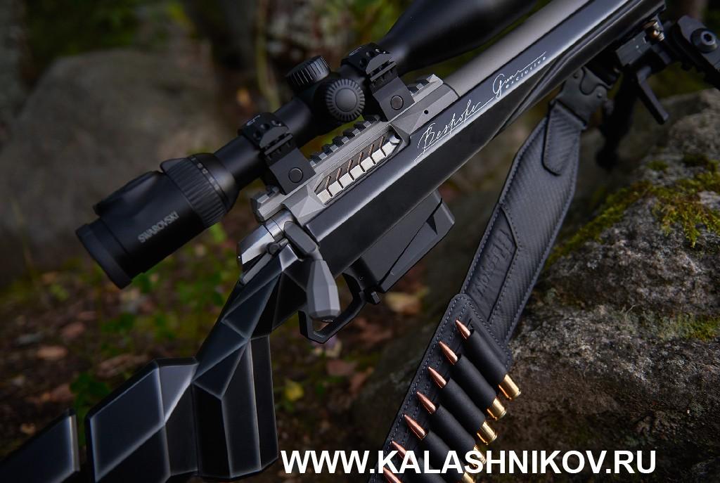 Высокоточная винтовка Bespokegun «Фантом». Фото 1
