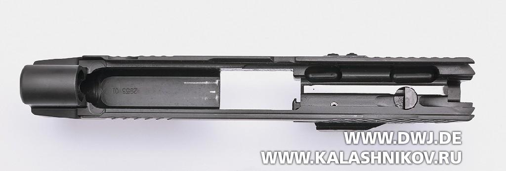 Пистолет SIG Sauer P226 RX сколлиматорным прицелом Romeo1. Завтор
