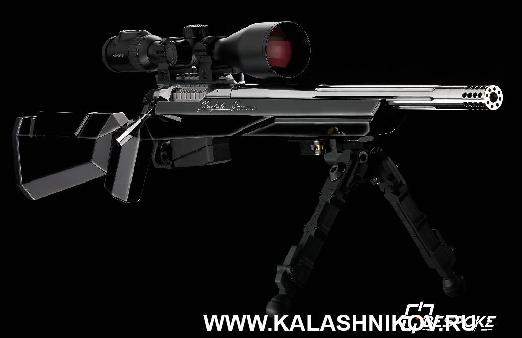Высокоточная винтовка Bespokegun «Фантом». Фото 2