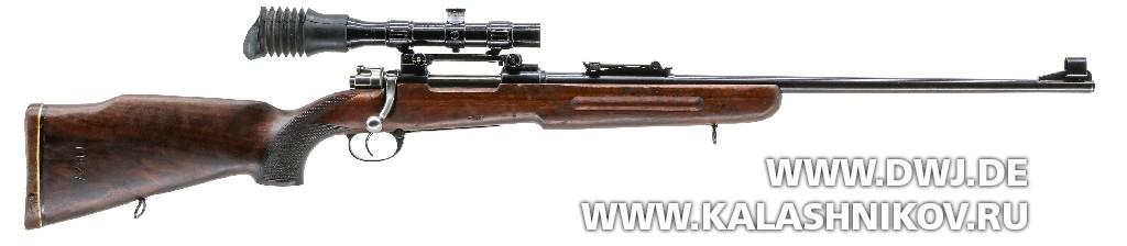 Югославская снайперская винтовка М1969. Вид справа