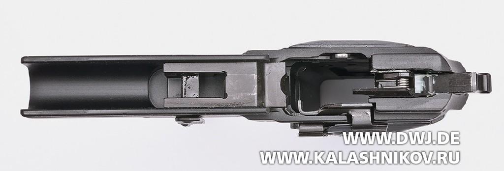 Пистолет SIG Sauer P226 RX сколлиматорным прицелом Romeo1. Фото 7
