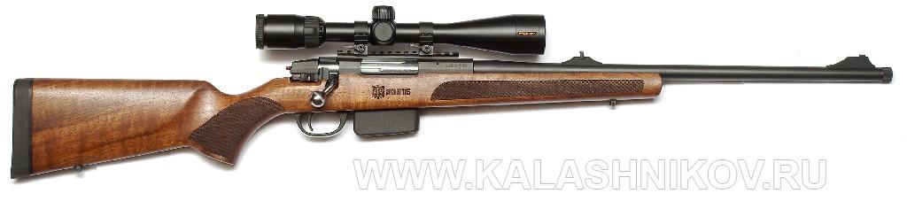 Охотничий карабин ATA Arms Turqua второго поколения (Gen. II)