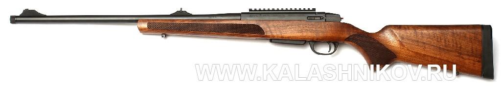 Охотничий карабин ATA Arms Turqua второго поколения (Gen. II). Вид слева
