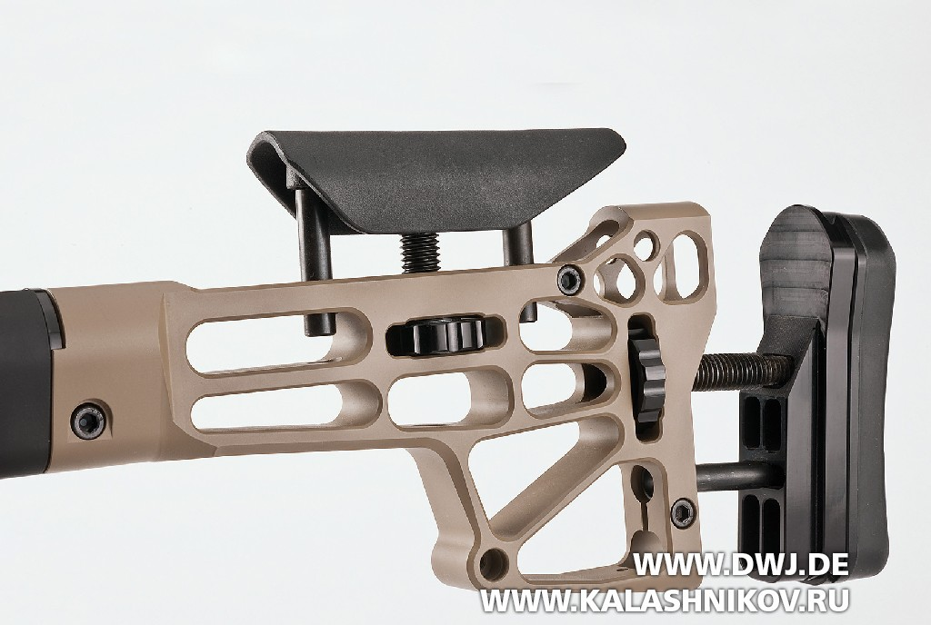 Высокоточная винтовка Browning X-Bolt MDT HS3. Приклад