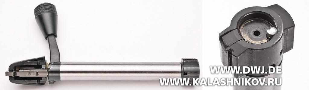 Высокоточная винтовка Bergara B14 BMP Varminter Затвор
