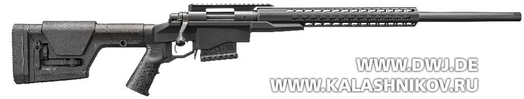 Высокоточная винтовка Remington 700PCR. Вид справа