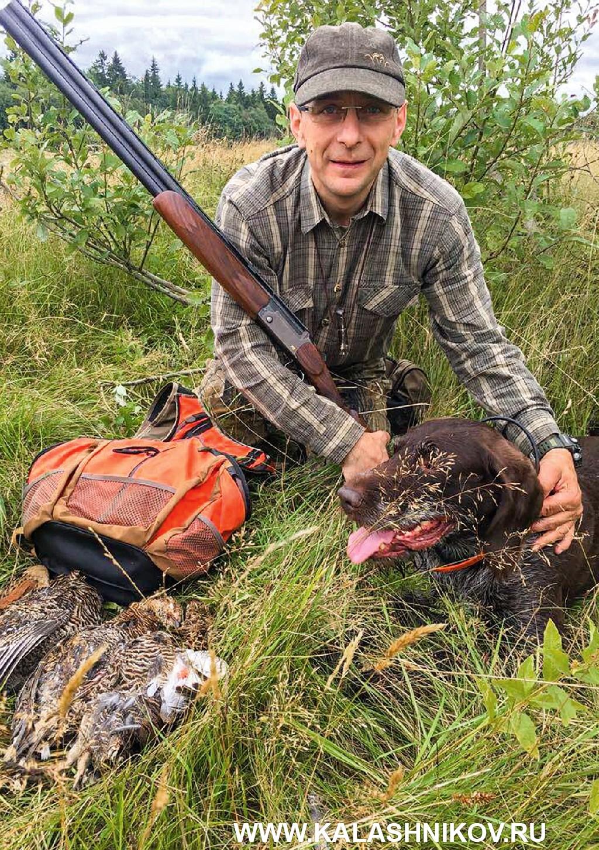 Охотничье ружье «Левша-Т» ЛТ5001. Фото трофеев 2