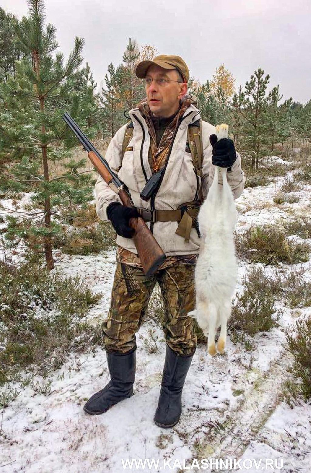 Охотничье ружье «Левша-Т» ЛТ5001. Фото трофеев 4