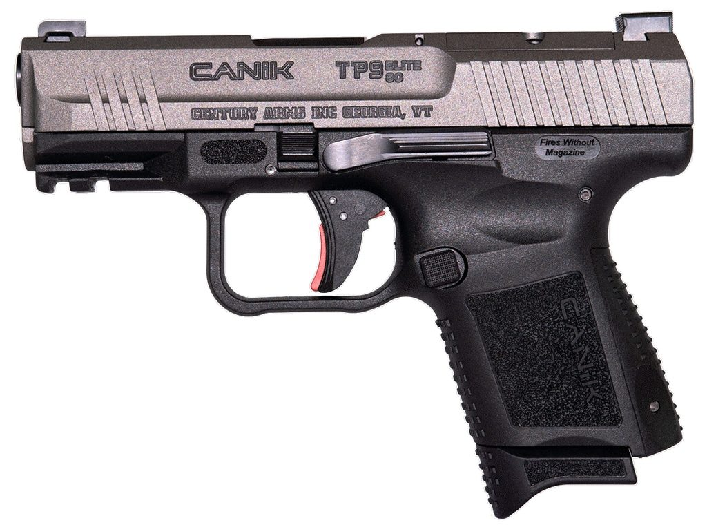 Canik TP9 Elite Sub Compact, турецкое оружие, пистолет