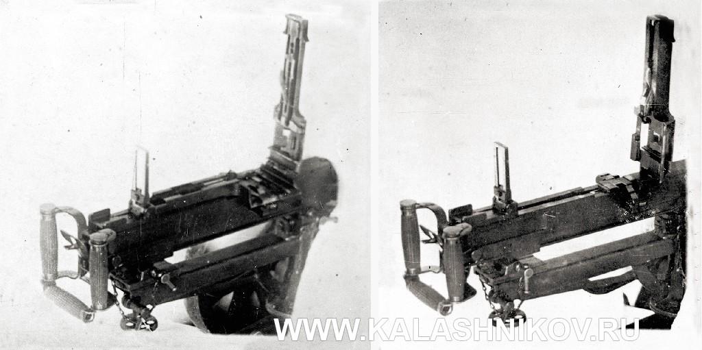 Станковый пулемёт Горюнова модернизированный (СГМ). Фото 7