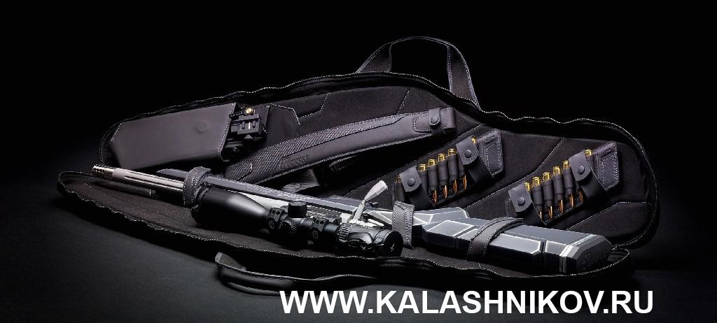 Высокоточная винтовка Bespoke Gun Phantom H. Фото 2