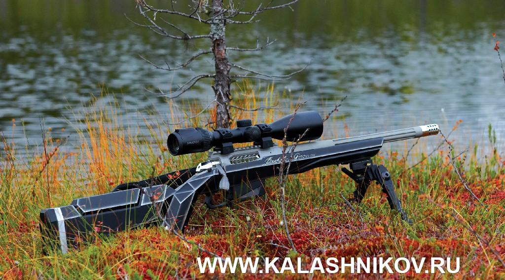 Высокоточная винтовка Bespoke Gun Phantom H. Фото 3