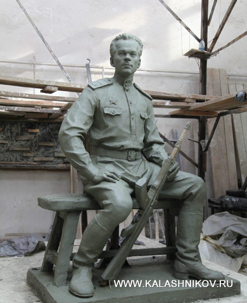М.Т. Калашников, музей, скульптура, памятник, санкт-петербург