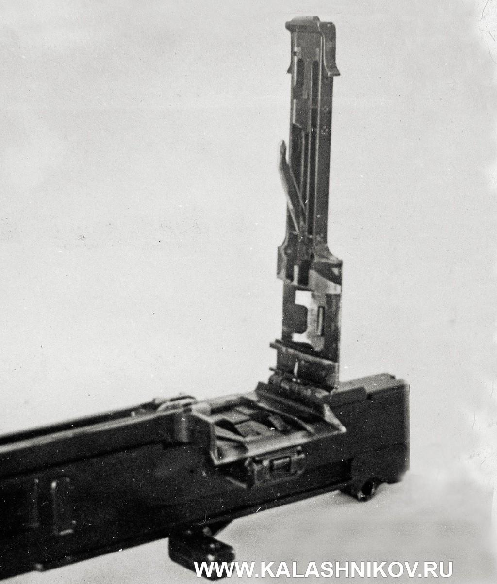 Станковый пулемёт Горюнова модернизированный (СГМ). Фото 20
