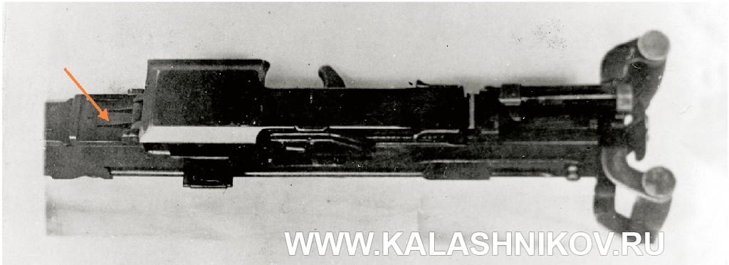 Станковый пулемёт Горюнова модернизированный (СГМ). Фото 3