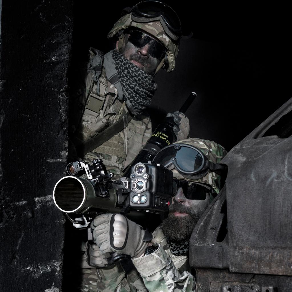 Carl-Gustaf M4, гранатомёт