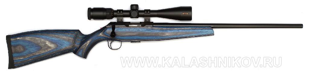 Тест винтовки «Атаман» МЕ 16 спатронами Eley. Фото 2