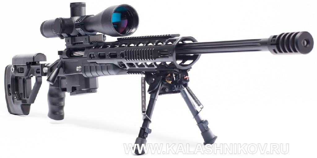 Высокоточная винтовка ORSIS. Фото 1