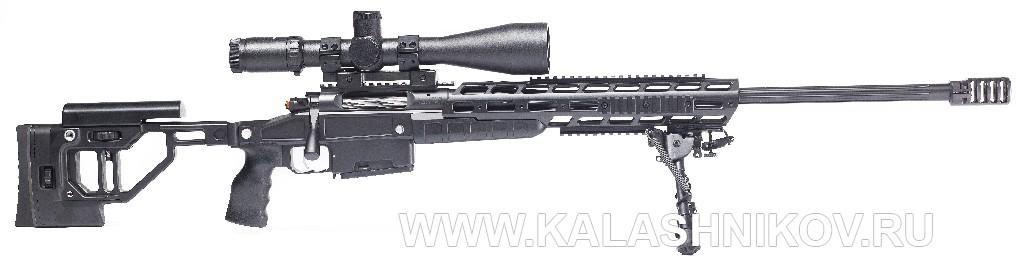 Высокоточная винтовка ORSIS. Фото 2