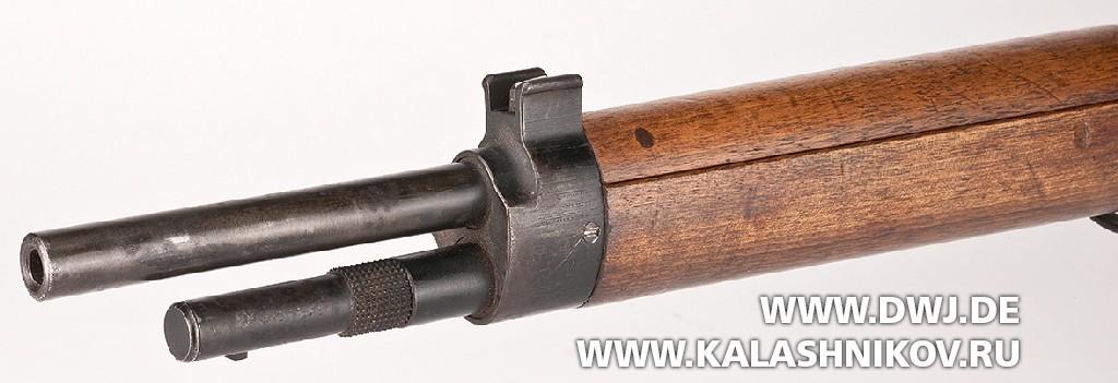 Французская пехотная винтовка MAS Modell36. Фото 4